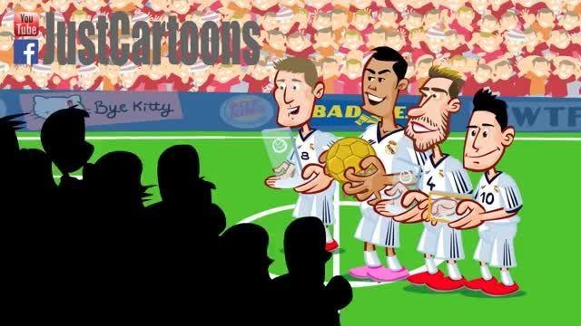 رئال مادرید مقابل اتلتیکو مادرید