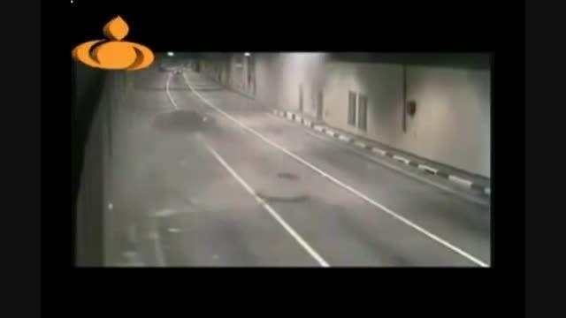 تصاویر ضبط شده از تصادفات جاده ای ایران - قسمت 2