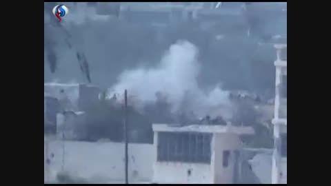 عملیات ارتش سوریه در دوما