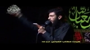 مداحی حاج رضا غضنفری مداح هیئت فاطمیون خرم آباد