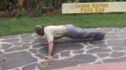 دکتر داگلاس گراهام مربی بدنسازی شصت ساله خام گیاه خوار