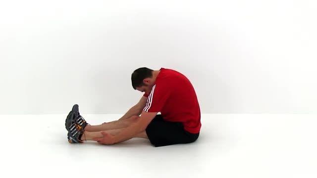 آموزش حرکات کششی برای تقویت کمرو پشت