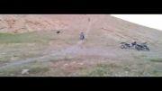 دهلران-موتور بالارفتن از کوه ابگرمه دهلران