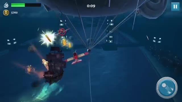 بازی PAN: Escape to Neverland برای اندروید-اندروید آلف