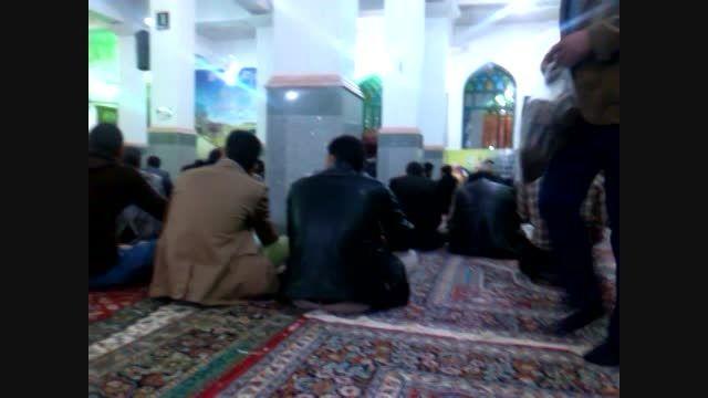 مراسم سال تحویل 1394 در امامزاده سلطان عبدا... کارشک