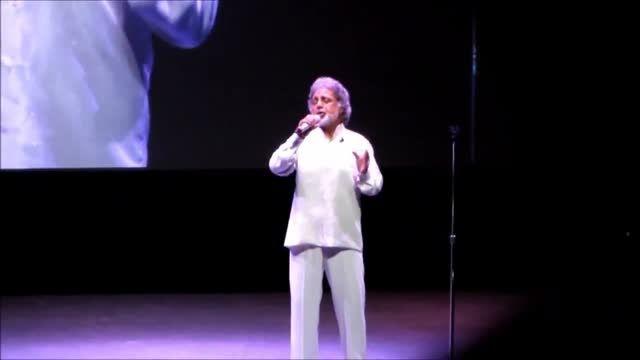 کنسرت مشترک داریوش اقبالی و حسن ریوندی در تهران