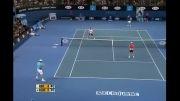 سوتی  خفن در بازی تنیس!!