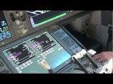 کابین خلبان (کاکپیت) بوئینگ 787 (پیشرفته ترین هواپیمای مسافربری)