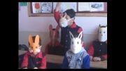 آموزش درس مدرسه خرگوش ها