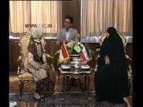 همراهی همسر احمدی نژاد با همسران سران جنبش عدم تعهد