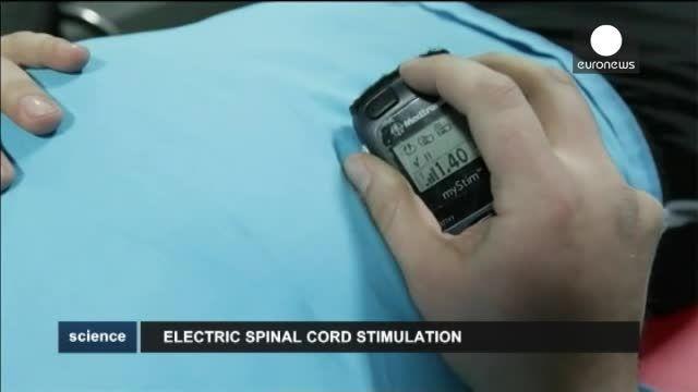 ساخت دستگاهی که باعث حرکت اندام افراد معلول می شود