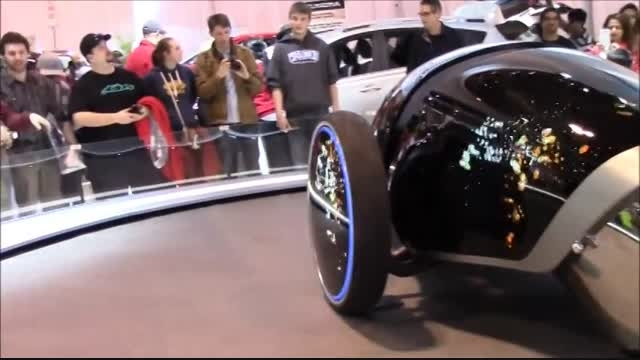 تویوتا خودرویی که بااحساس راننده حرکت میکند.