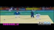 قضاوت داور ایرانی برای یک اسرائیلی در المپیک پکن!