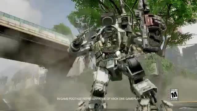 دانلود تریلر جدید از بازی Titanfall دانلود جدیدترین