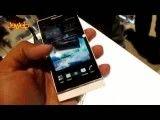 بررسی جدید ترین گوشی سونی Xperia S
