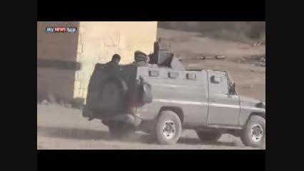 درگیری قبائل مورد حمایت عربستان و حوثی ها