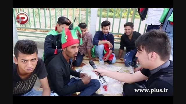 حواشی جالب از پشت صحنه اتفاقات بزرگ ترین تجمع افغانی ها