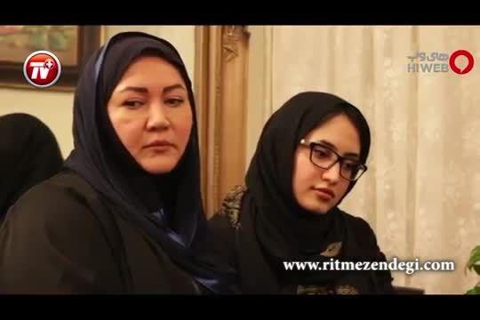 گفتگوی نوروزی با خانواده دکتر مهدیه الهی قمشه ای-قسمت 1