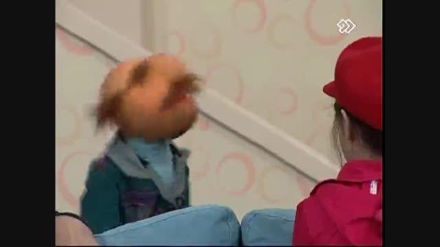 بنیامین بهادری و دخترش در کلاه قرمزی ۹۴ - پارت دوم
