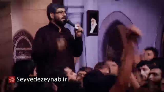 شب اول محرم94،شور،کربلاتو سرتاسر...،محمد شعبانپور