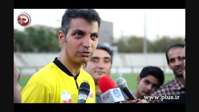 واکنش شدید علی کریمی به بایگانی شدن پیراهن فرهاد مجیدی