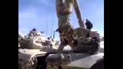 شکنجه یک سرباز توسط داعش
