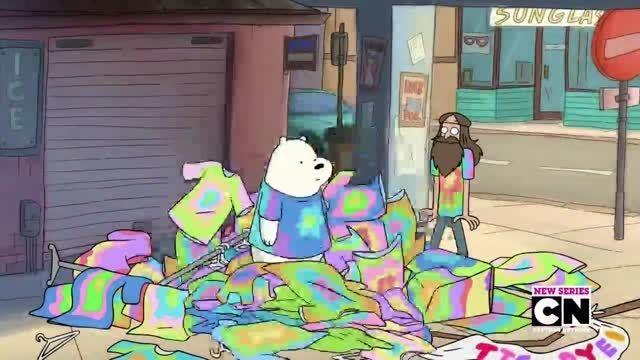 فقط ما خرس ها-کارتون(طنز)،قسمت اول،بخش سوم