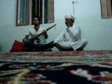 نوازنده دوتار:سلمان سلیمانی(تایباد)-خواننده:استاد غلام رسول صوفی(تربت جام)