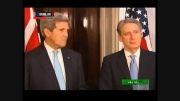 اظهارات جان کری درباره مذاکرات هسته ای