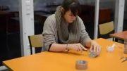 ساخت جعبه جواهرات از بطری یکبار مصرف