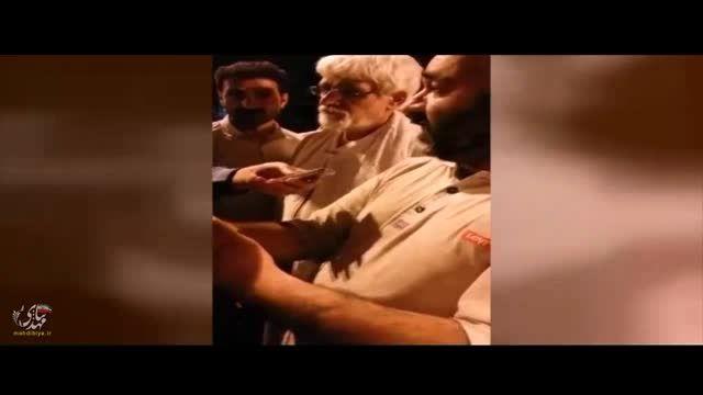 تهدید حجاج کمک رسان در فاجعه منا