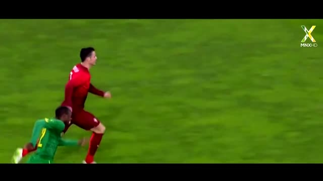 هتریک های دیدنی کریس رونالدو در تیم ملی پرتغال |HD