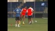اولین تمرین رئال مادرید در تابستان امسال