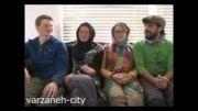 نجات چهار گردشگر خارجی در تالاب گاوخونی