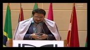 تلاوت (کامل ) بسیار عالی حامد شاکرنژاد در اختتامیه کنفرانس حمایت از انتفاضه فلسطین (فلسطین از نحر تا بحر)ه با اشک حضار ه
