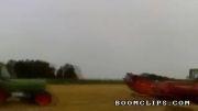 شگرد جدید در بار زدن علوفه کشاورزی.....