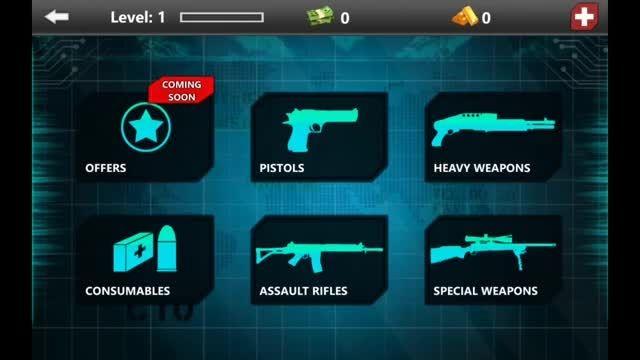 تزیلز بازی Elite spy: Assassin mission برای اندروید