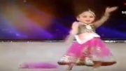 دختربچه خردسال وکه هندی میرقصه!!!