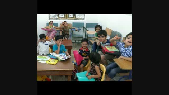 کلاس های کودکان و خردسالان