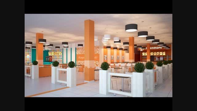 تصاویر طراحی هتل، رستوران و کافی شاپ