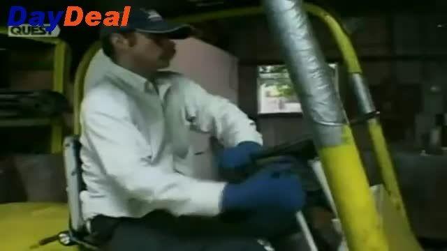 بازسازی ماشینهای قدیمی 1 -دی دیل