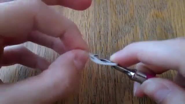 آموزش فانی بافت : دستبند قلبی