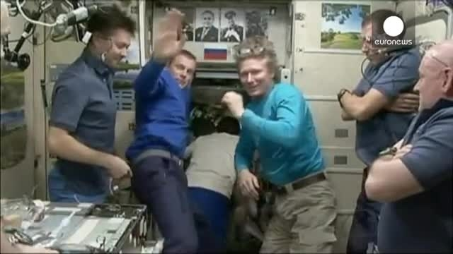 بازگشت فضانوردان روسی به زمین با ثبت رکوردی جدید