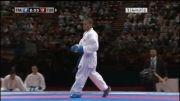مسابقه ی زیبای کاراته -مسابقات جهانی کاراته 2012