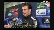 مصاحبه با بازیکنان رئال مادرید بعد از پیروزی برابر بارل