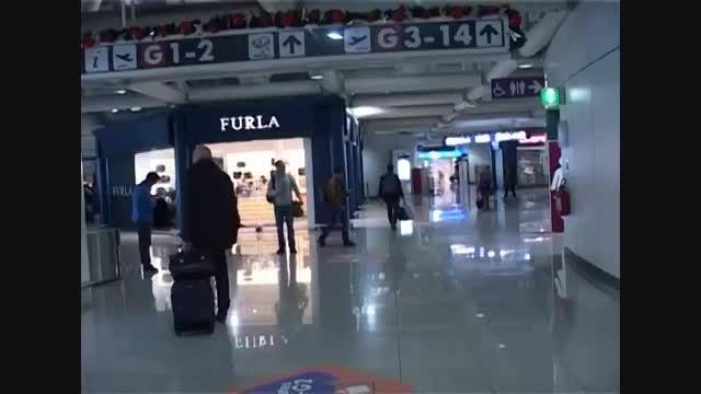 سس خردل، شگرد جدید سارقان در فرودگاه رم