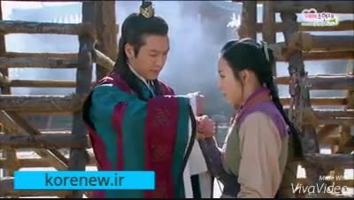 کلیپ عاشقانه زیبا از سریال دختر امپراطور