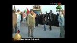 مستند كاروان پیاده مشهد تا كربلا مجتمع بقیه الله مشهد