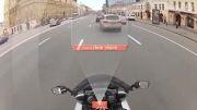 کلاه موتورسواری هوشمند