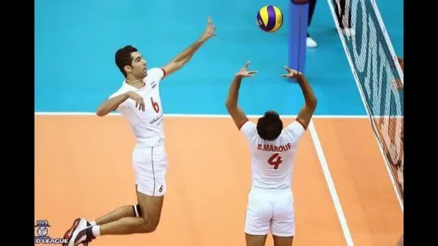 کلیپ والیبال از سید محمد موسوی عراقی
